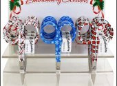 Christmas Holiday Scissors