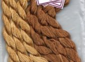 Shades of Gold Fiber Pack