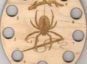 Nevermore Threadboard - Spider