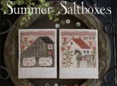 Summer Saltboxes