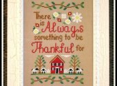 To Be Thankful