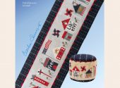 Patriotic Tiny Town with embellishment pack